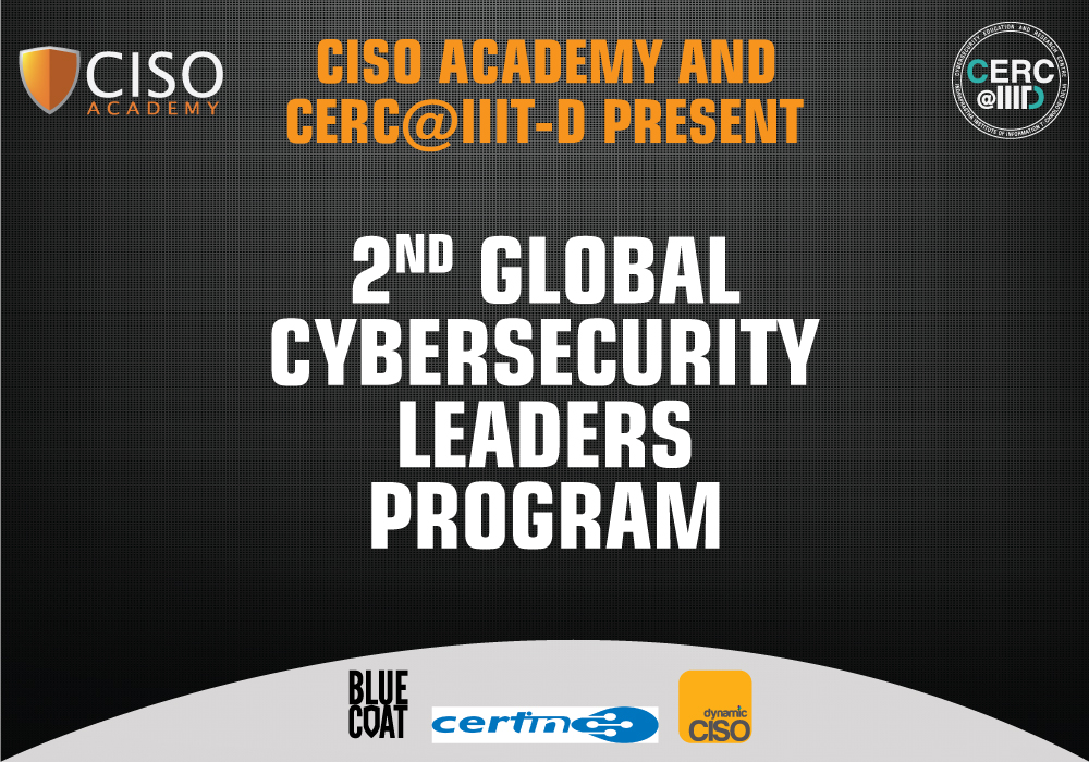 Global Cybersecurity Leaders Programs